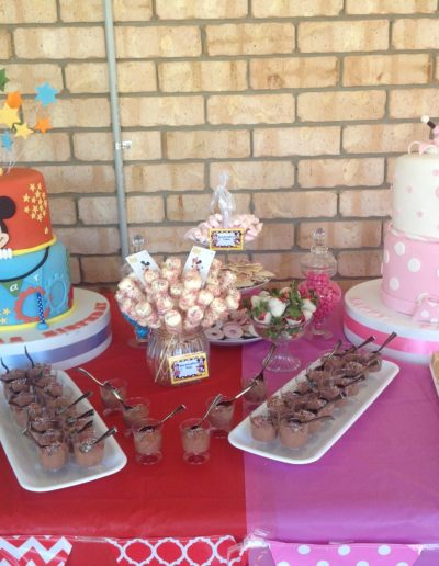 lolly buffet birthday cakes