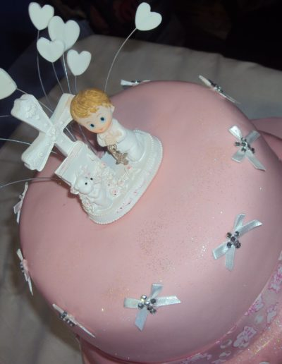 christening or naming cakes