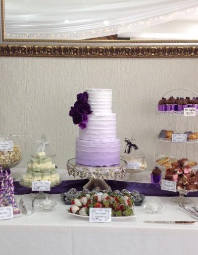 wedding lolly buffets