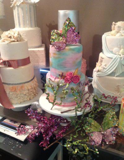 wedding cakes expo