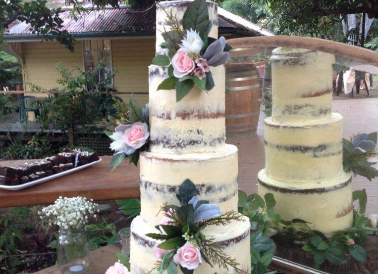 wedding cake 4 tier