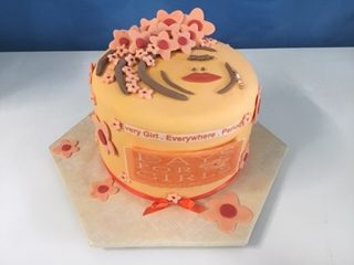 Charity Cake Days for Girls Mackay (made by Mackay Cakes)
