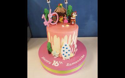 Birthday Cake (made by Mackay Cakes)