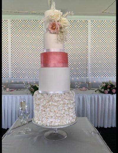 mackay wedding cake